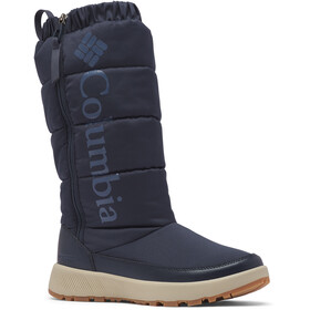 Columbia Paninaro Omni-Heat Tall WP Bottes D'Hiver Femme, abyss/zinc